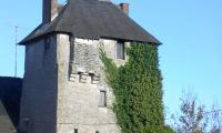 Donjon du château de Mesvres