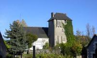 Donjon de Mesvres à Civray de Touraine